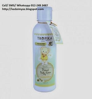 tropika-chamomile-body lotion