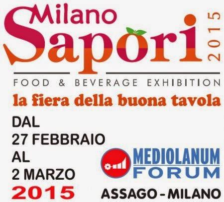 Milano Sapori dal 27 Febbraio al 2 Marzo Assago (MI)