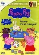Peppa Pig - Adoro Meus Amigos - DVD Infantil