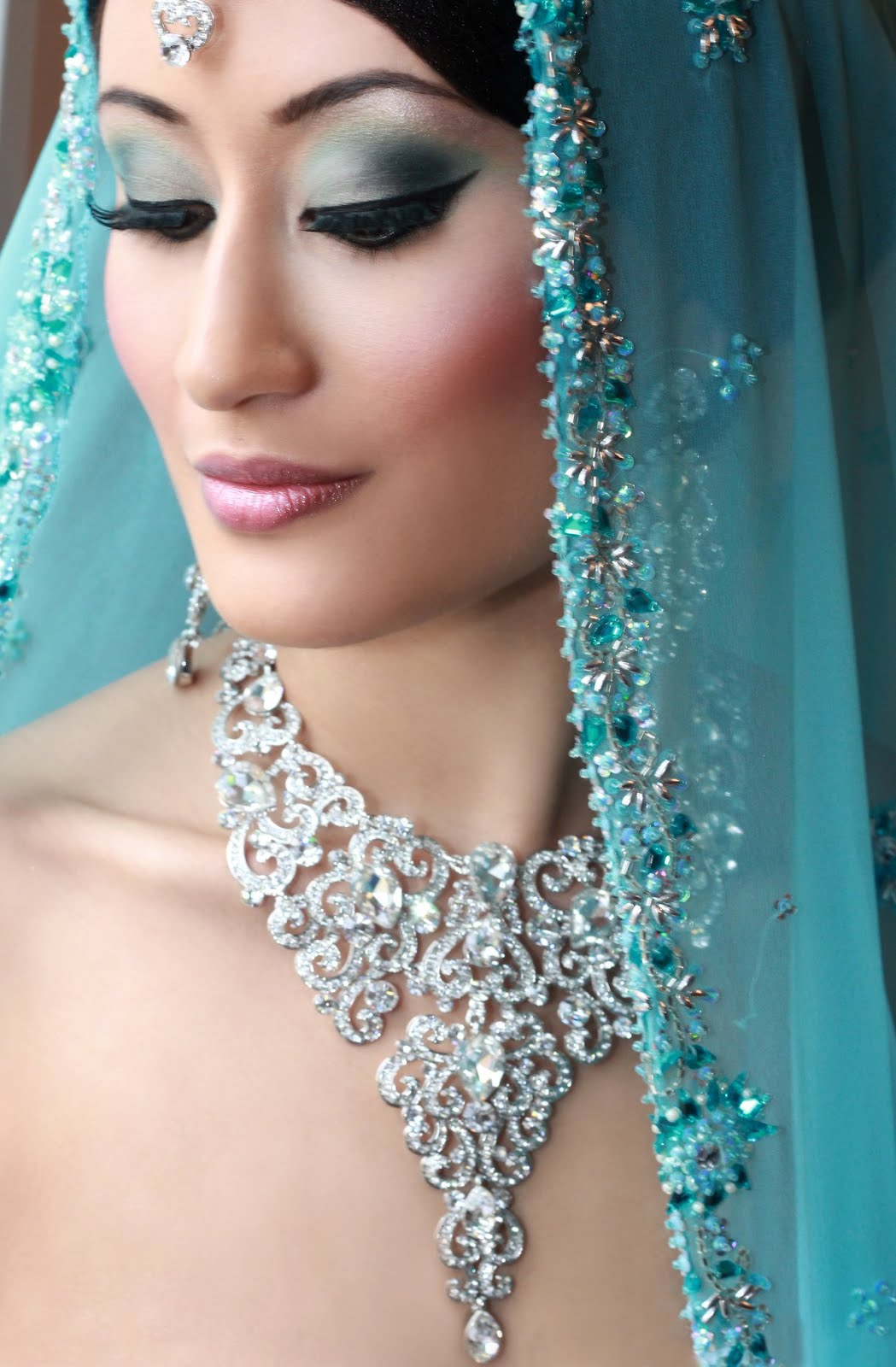 Wedding  Wedding natural wedding indian Planning, Bridal Site Tips:  Bridal Makeup makeup  India