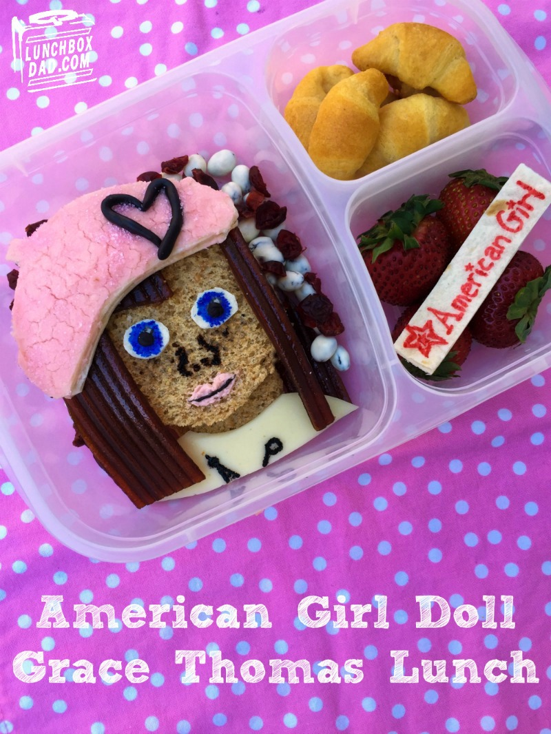 American Girl Doll Grace Thomas Lunch