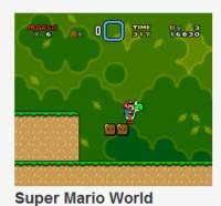 Emulatore online Nintendo Sega