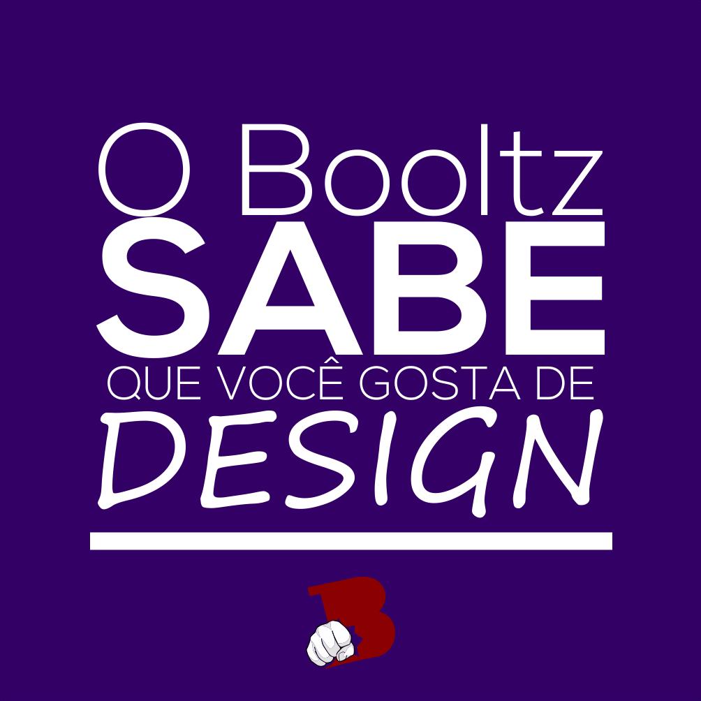 Eu sei que você gosta de design