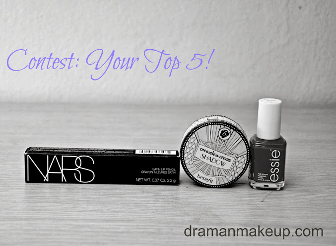 WINNERS: Your Top 5
