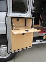 Conversion Van Cabinet Doors