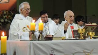 Misionero de la misericordia en Chile