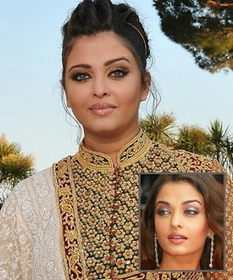 Aishwarya Rai Makeup tricks Photos