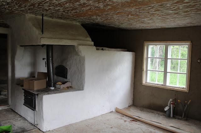 lerklining i kök