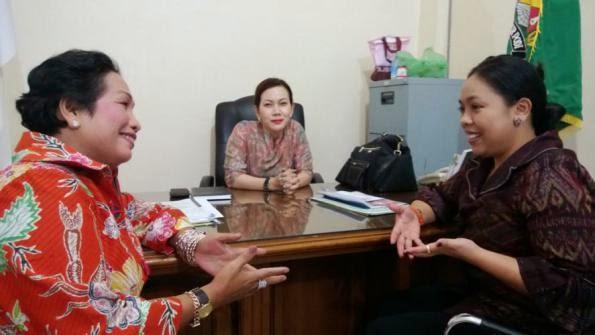 DPRD Karo Meminta Pemerintah Serius Menangani Pengungsi Sinabung