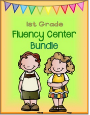Fluency Bundle: 1st