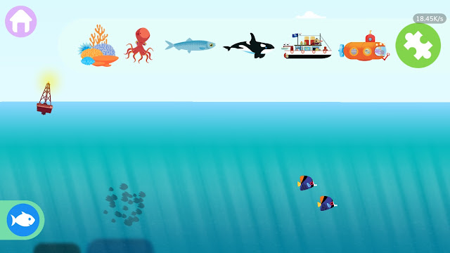 """As we all know, AppStore always make one of the paid apps as """"free app of the week"""" every Friday. So today's free app on the list is """"MacroPolo Ocean"""" which is a great puzzle game for kids. Usually this app cost $2.99 on Appstore but you will get this for free for this week only"""