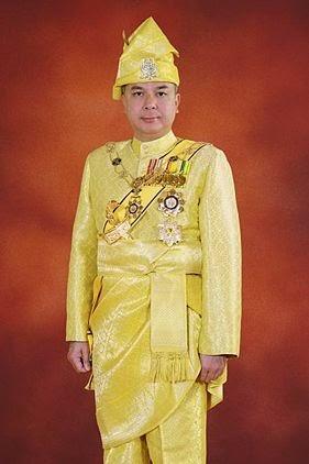 Raja Dr Nazrin Shah Dimasyhur Sultan Perak ke 35