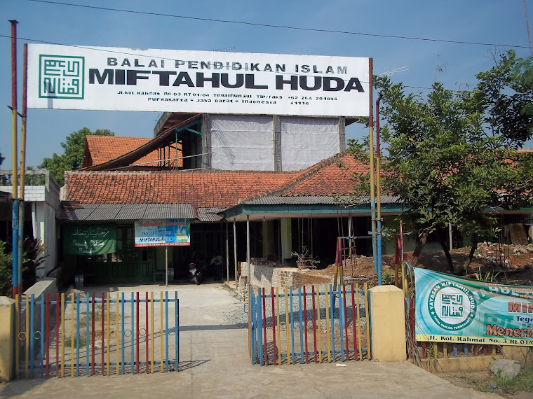 Yayasan Miftahul Huda Tegalmunjul Purwakarta