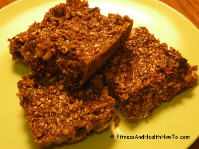 Low cost protein bars you can make yourself