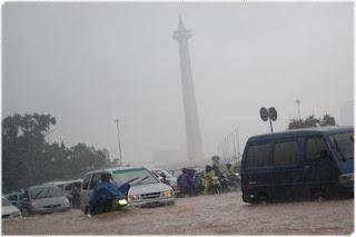 mengatasi banjir