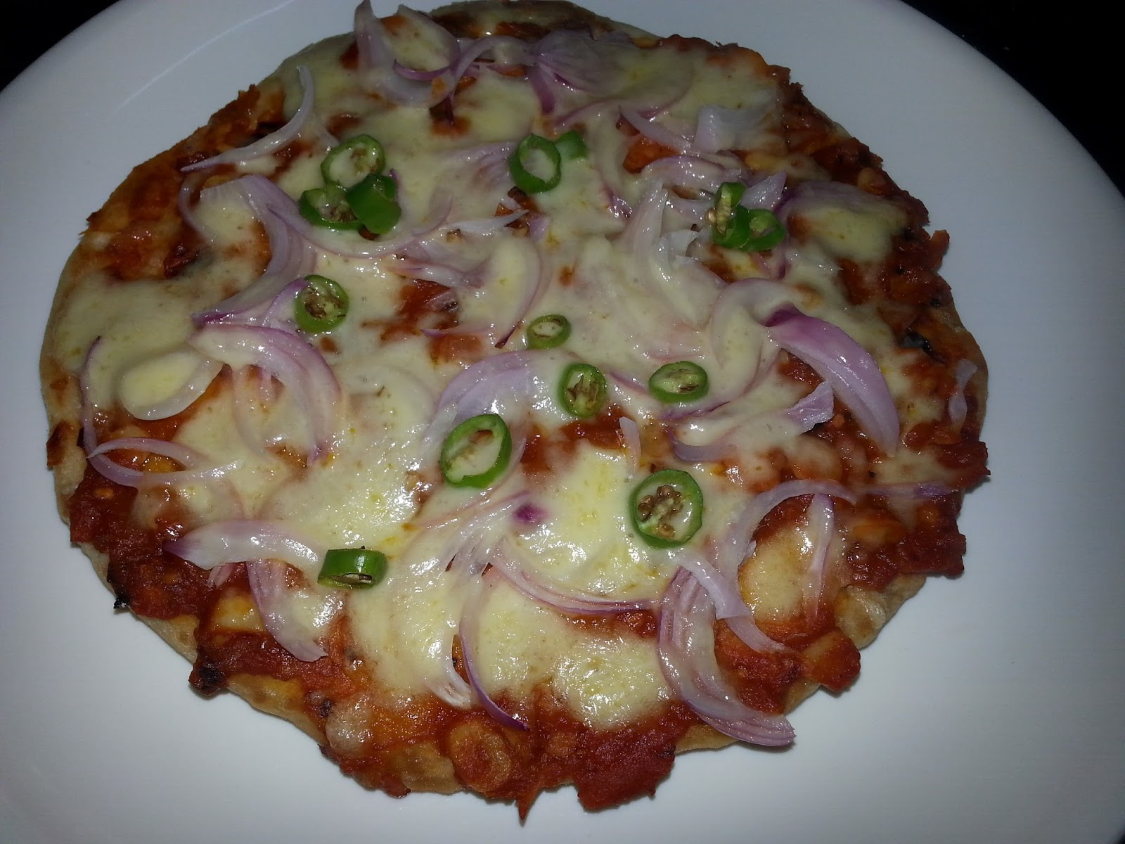 no yeast vegetable pizza homemade pizza recipe pan made pizza