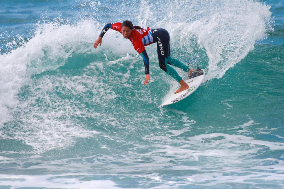 61 Malia Manuel HAW Pantin Classic Galicia Pro Foto WSL