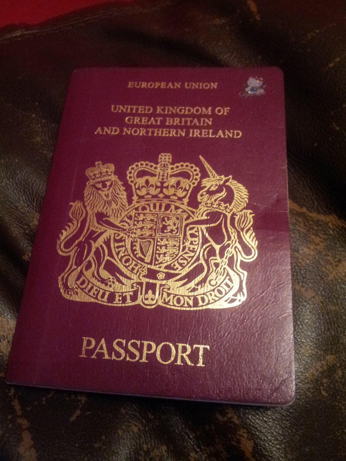 Getting Your First Adult Passport In The Uk Rachelbirchley