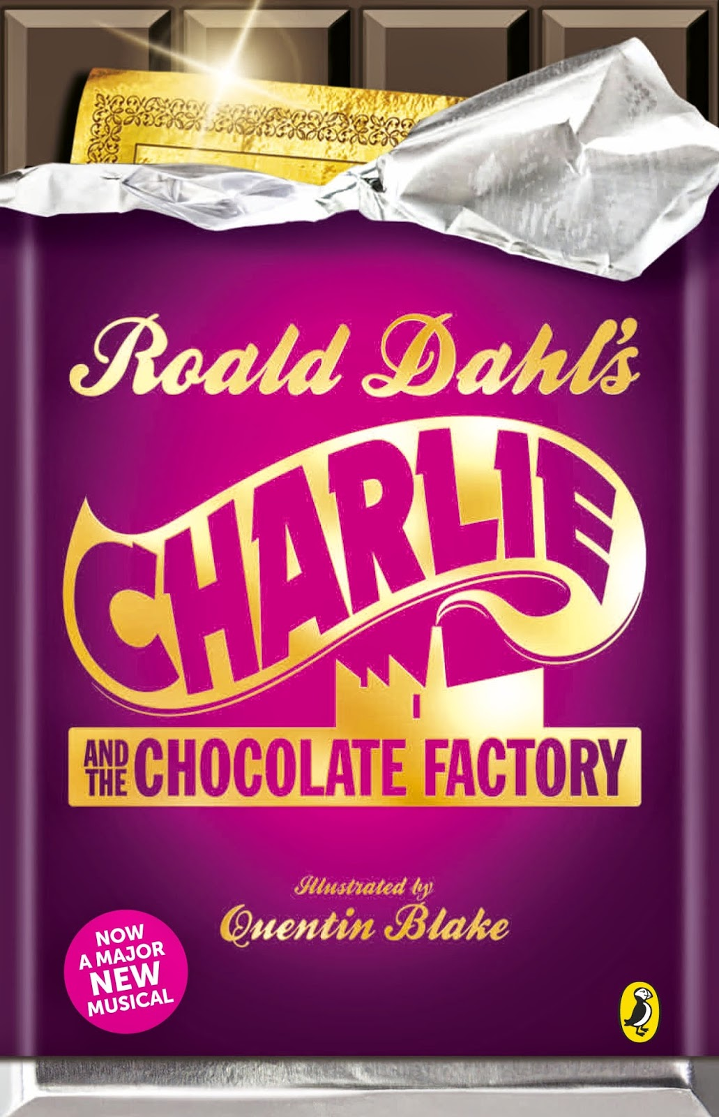 Charlie and The Chocolate Factory by Roald Dahl | Diva Booknerd