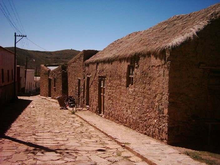 Mitos y leyendas del norte la casa embrujada de humahuaca for Casa con piscina quebrada alvarado