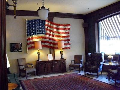 Penn Wells Hotel Wellsboro Pa