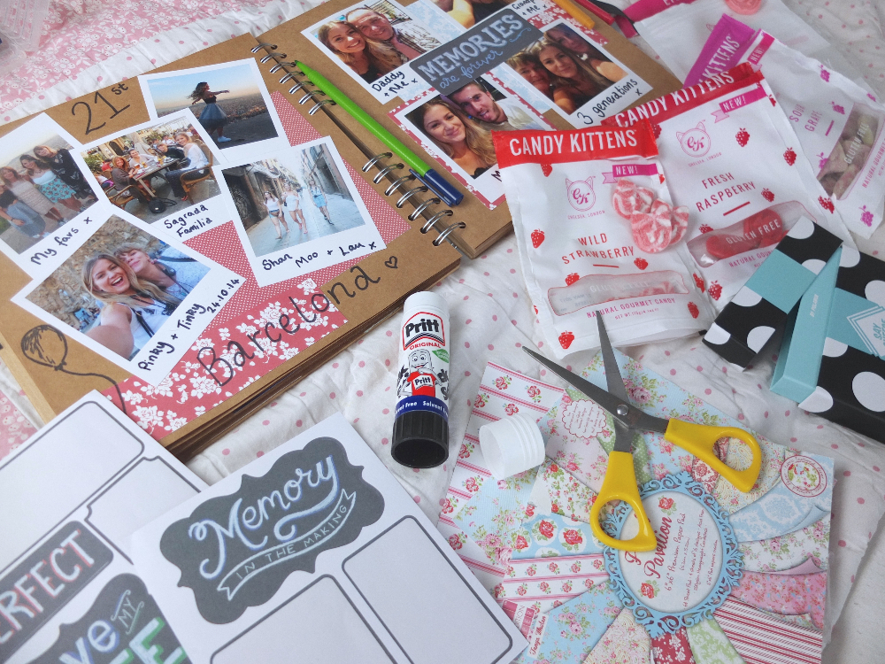 Make memories, scrapbook 'em and cherish 'em! | Ft. Cheers! & Hobbycraft & AN AWESOME GIVEAWAY