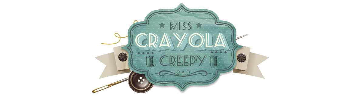 Miss Crayola Creepy