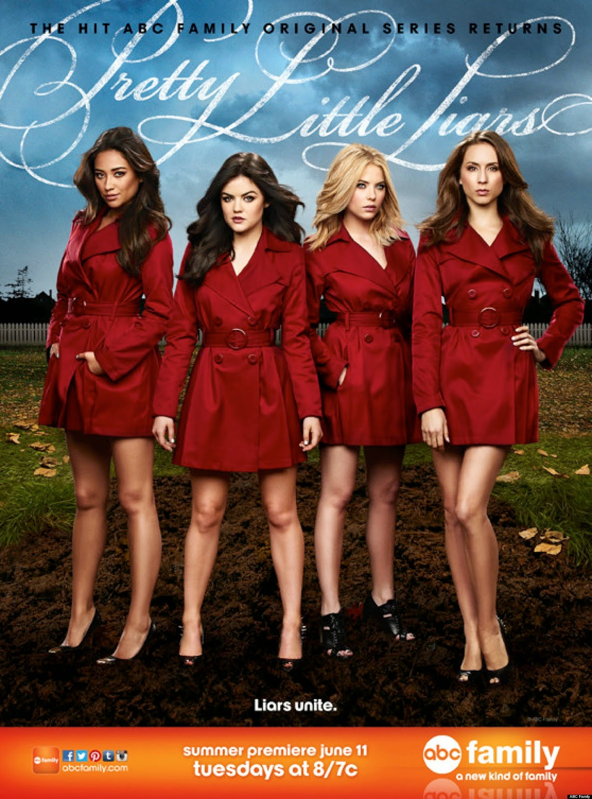 Pretty little liars quot recap 6 01 escape from the dollhouse page 7 -  A Has Always Had Fun Playing With Aria Emily Hanna Spencer But Now They Have The Biggest Game To Date In Store For The Girls