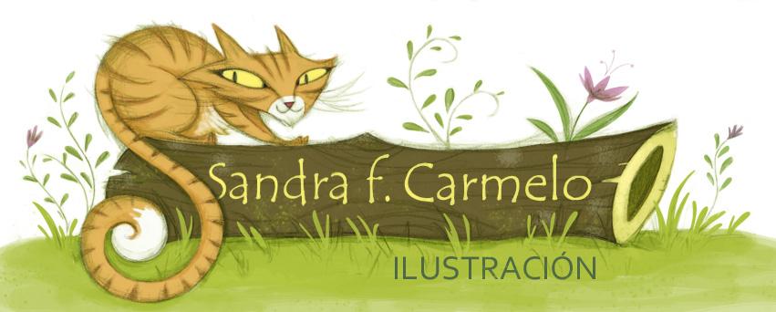 Sandra F Carmelo ilustración