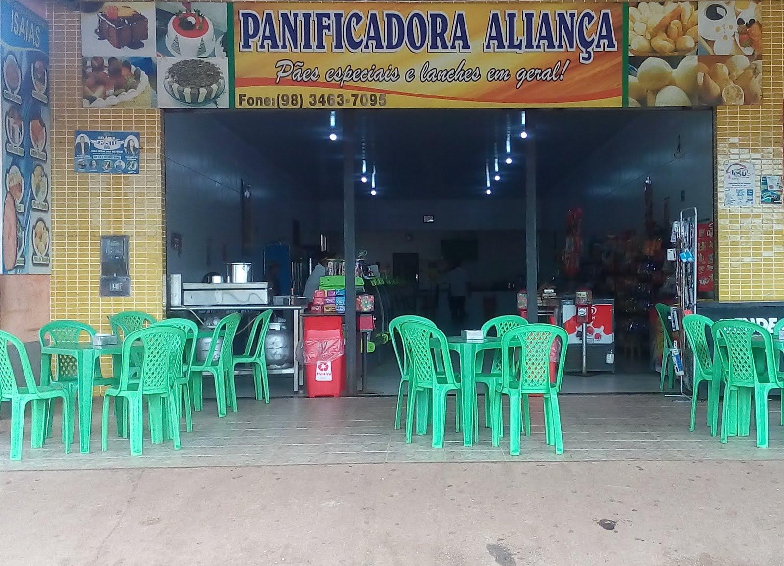 PANIFICADORA  E LANCHONETE ALIANÇA