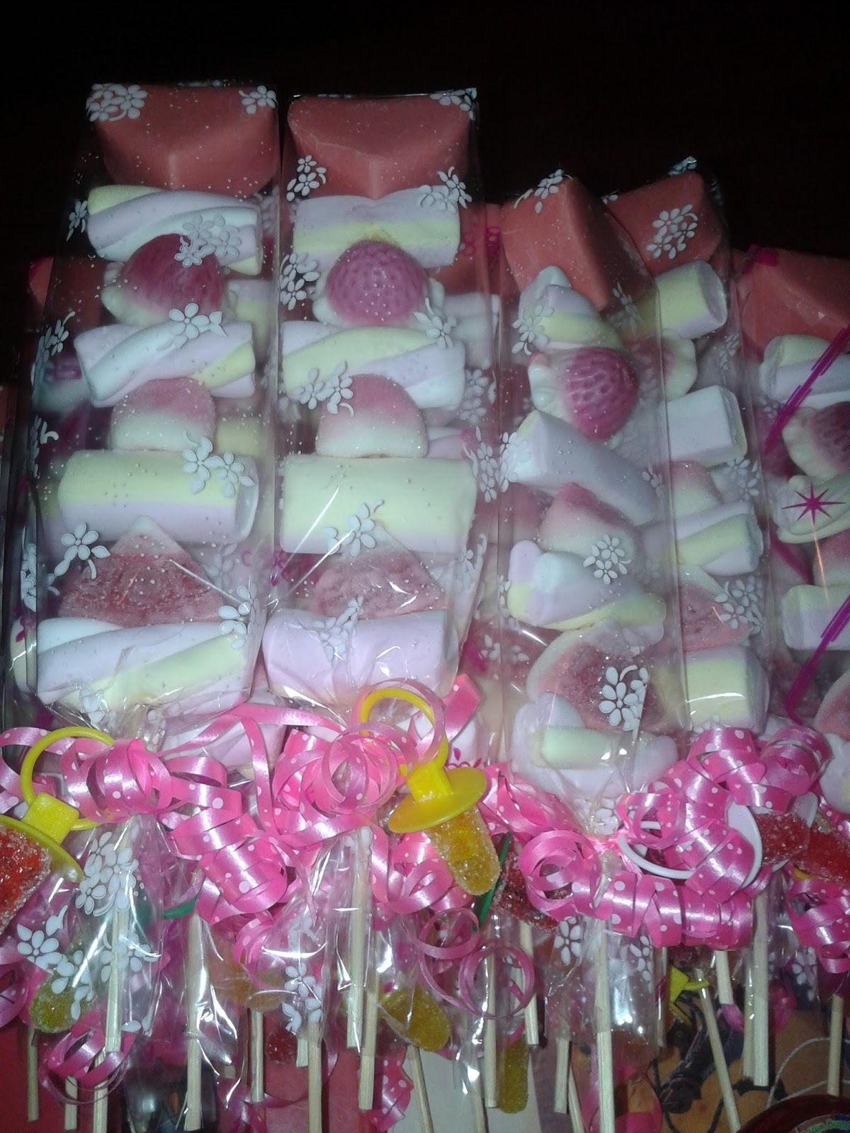 El regalo m s dulce tartas chuches y mucho m s - Chuches para bautizo ...
