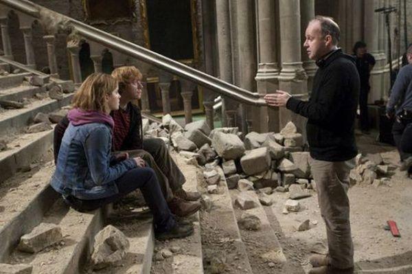 Behind the Scene Pembuatan Film Harry Potter