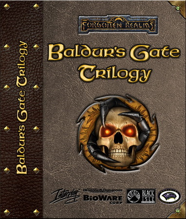 Baldurs Gate Trilogy PC Full Español Descargar Saga Completa