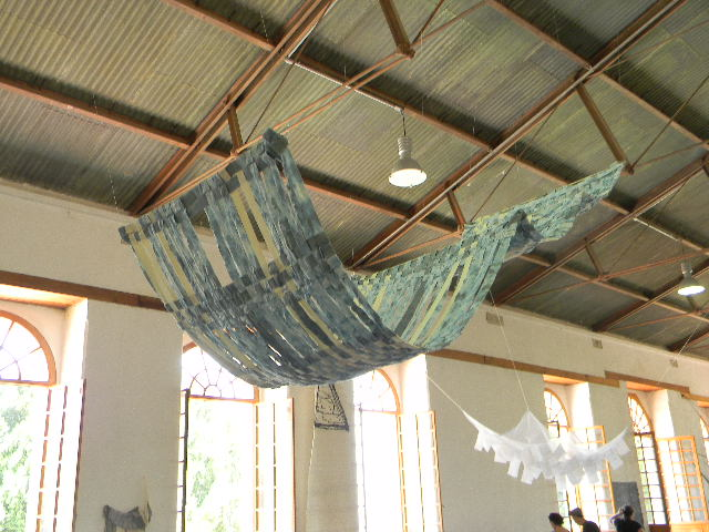 REDES [NETS] - COLLABORATIVE TEXTILE WORKS,