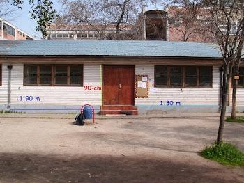 Sala de recreación Facultad de Ciencias