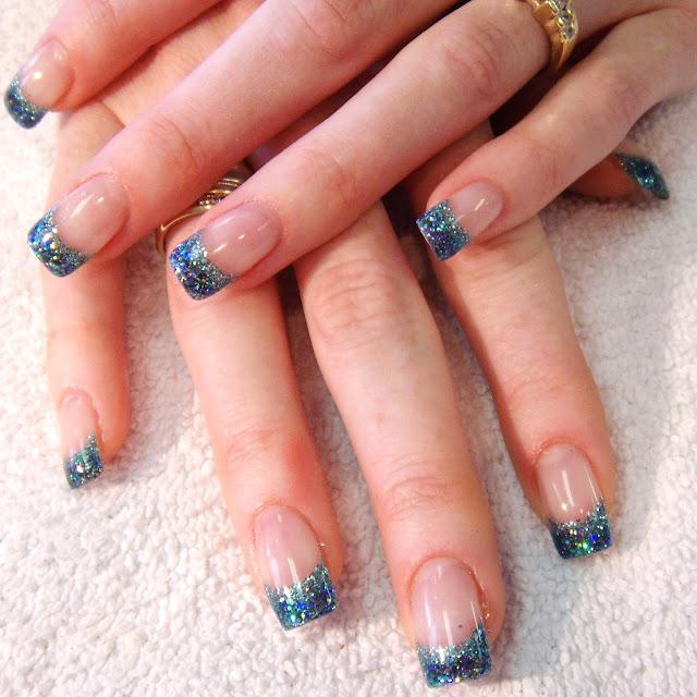 Gel nail art designs omahdesigns teenage glam gel nail art designs prinsesfo Image collections