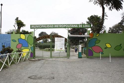 Parque Zonal Lloque Yupanqui (Club Los Olivos)