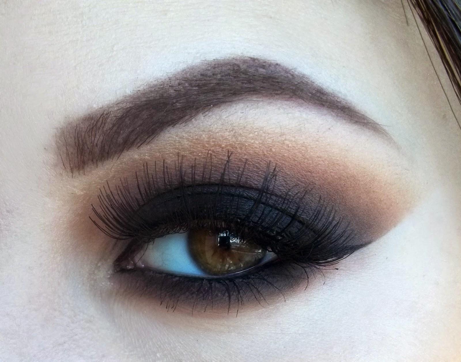 Tutorial Classic Smokey Eye Andreea Badea Make Up