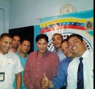 Secuestran a Jean Carlos Simancas
