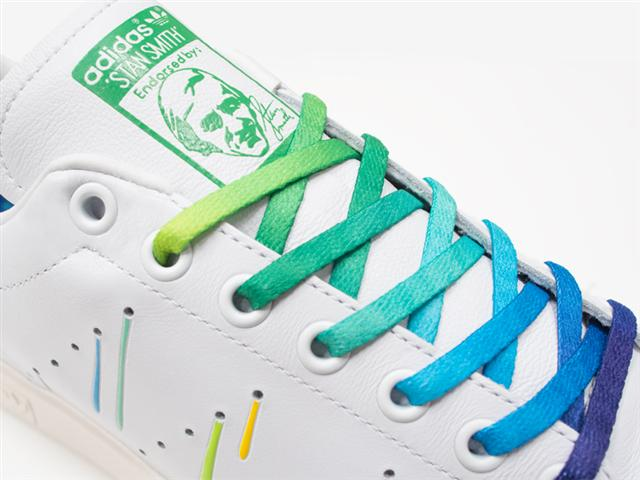 Syriously in fashion adidas the pride pack collection for Stan smith colori
