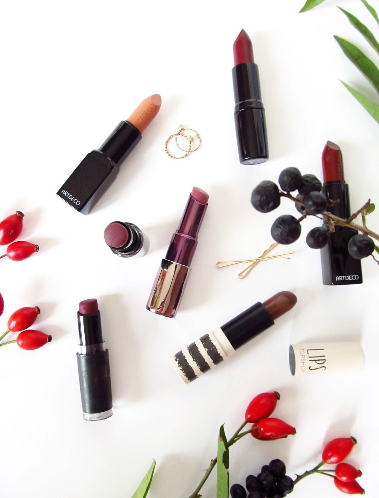 7 Fall Lipsticks worth the Look EU & US Edition