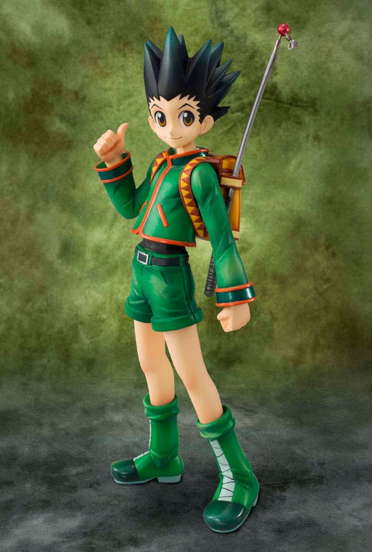 Figure do Gon - Hunter x Hunter