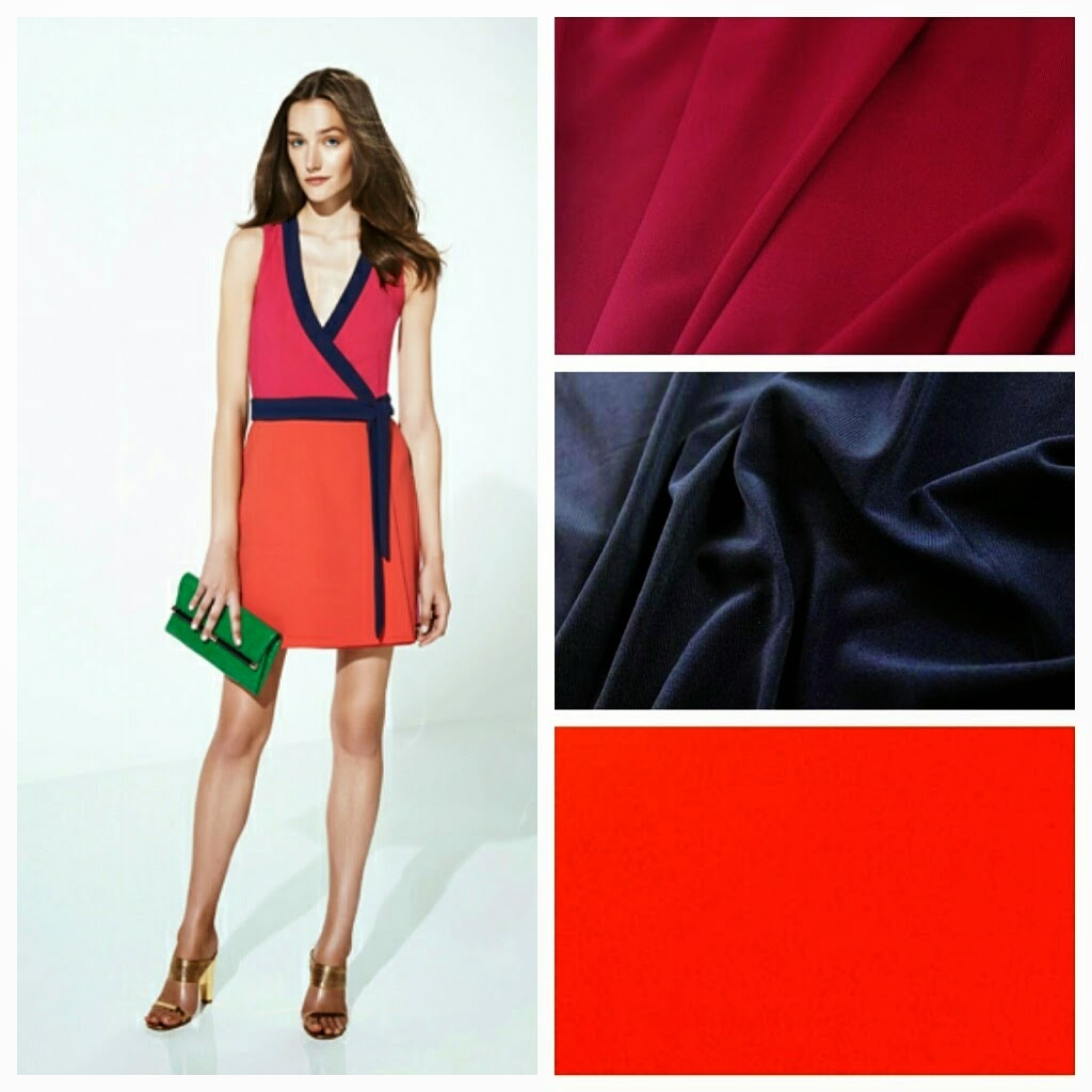 Dvf Wrap Dress Sewing Pattern Isn t this dress gorgeous