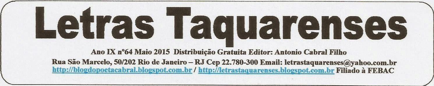 Acervo Letras Taquarenses