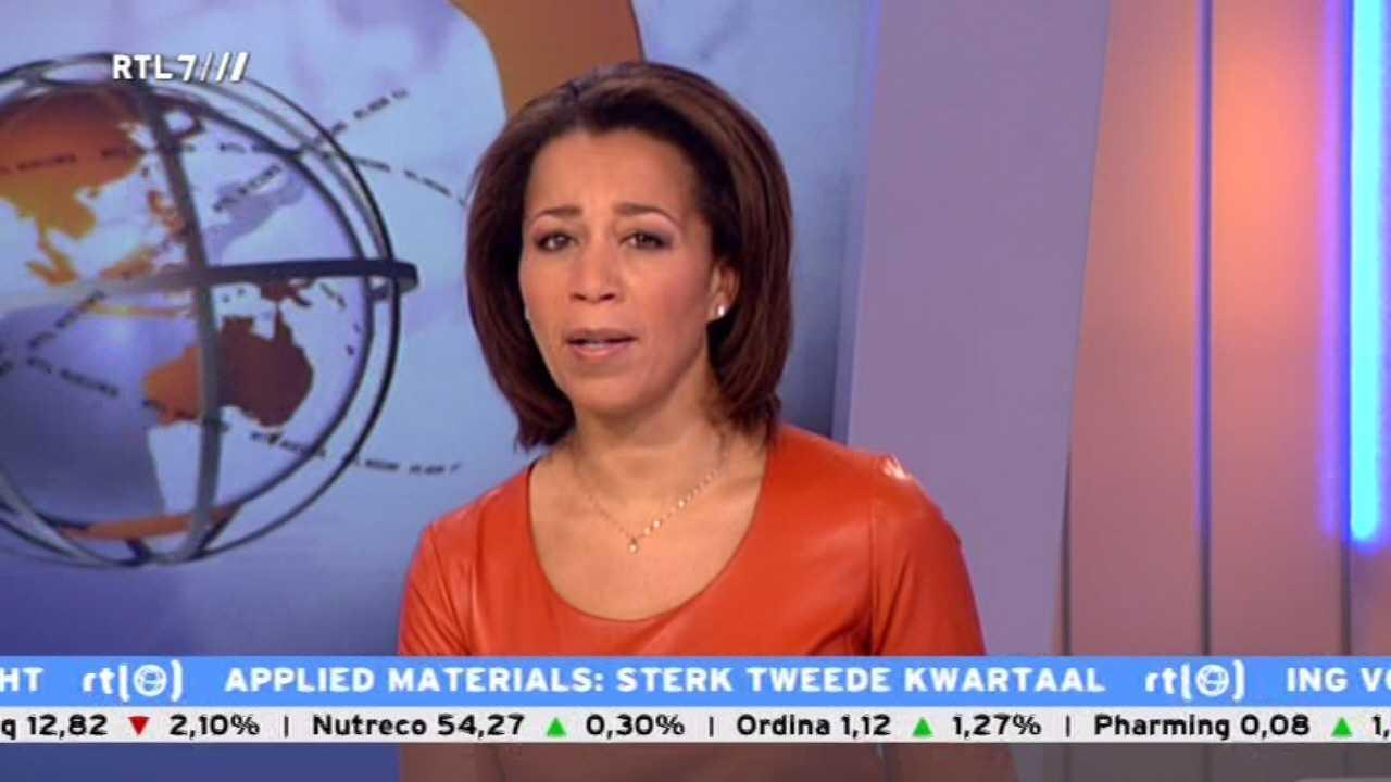 ... Nederlandse TV vrouwen: Diana Matroos presentatrice RTL Z nieuws