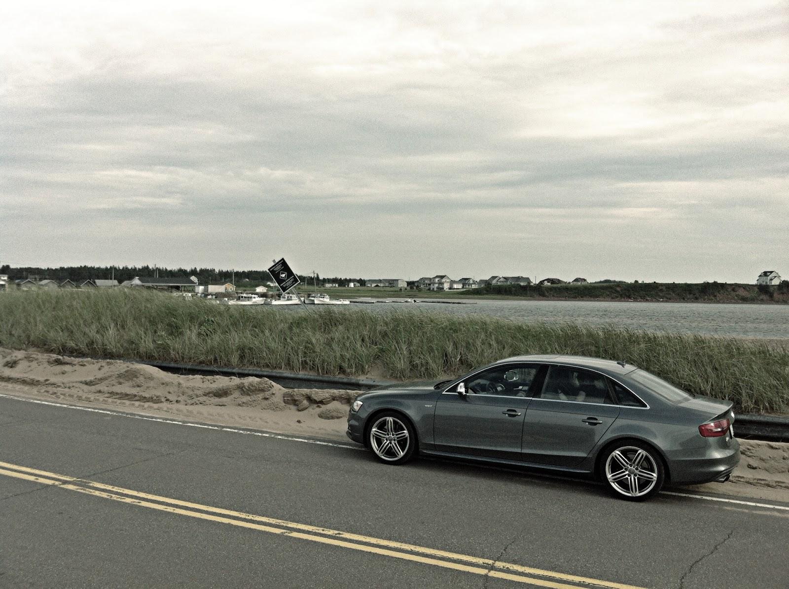 2014 Audi S4 Covehead PEI