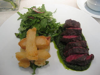 Hawksworth Hangar Steak