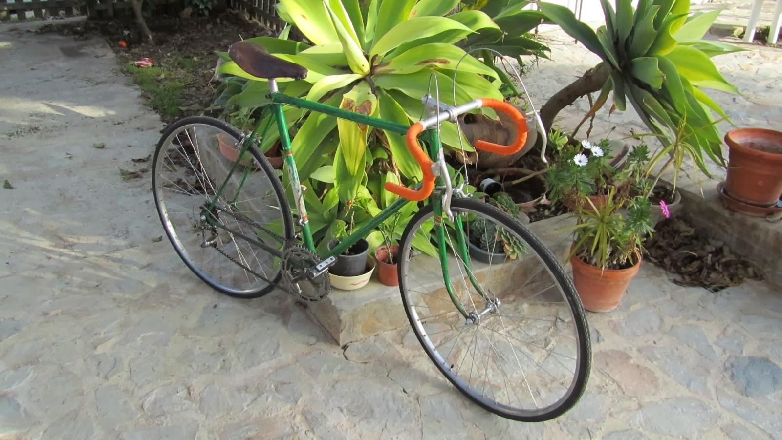 restauración Bicicleta Clásica Emporium - Ciclos Cataluña