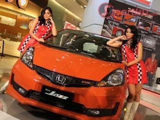 Harga Mobil Honda Jazz RS