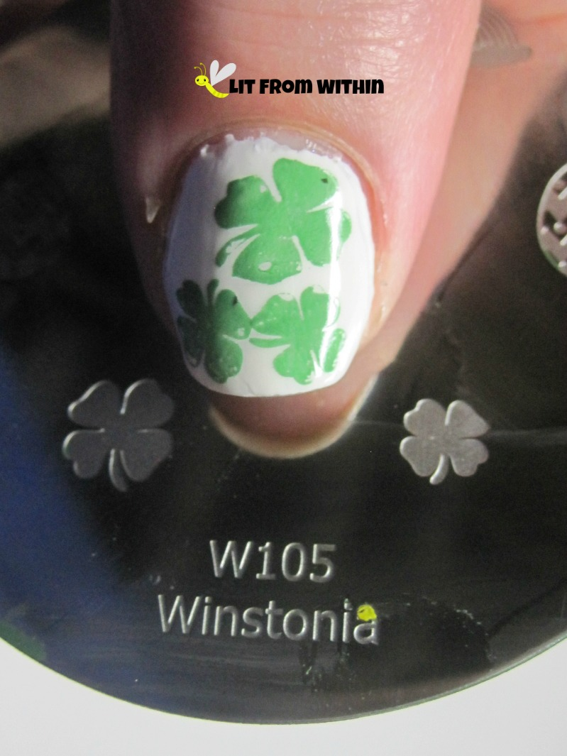 Winstonia plate 105